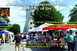 Denkmal-und Mühlentag 2021